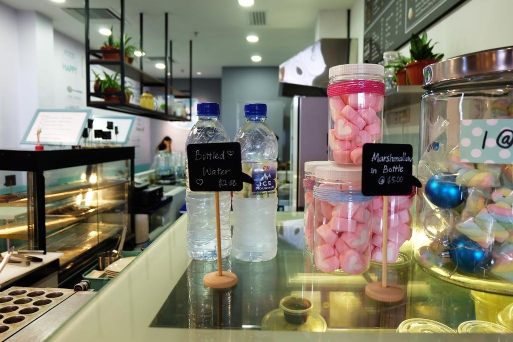 Munch & Crunch, IOI Mall, Commercial, Interior Designer, Spazio Design Sdn Bhd, Transitional, Flora, Jar, Plant, Potted Plant, Pottery, Vase, Glass, Indoors, Interior Design, Kitchen, Room