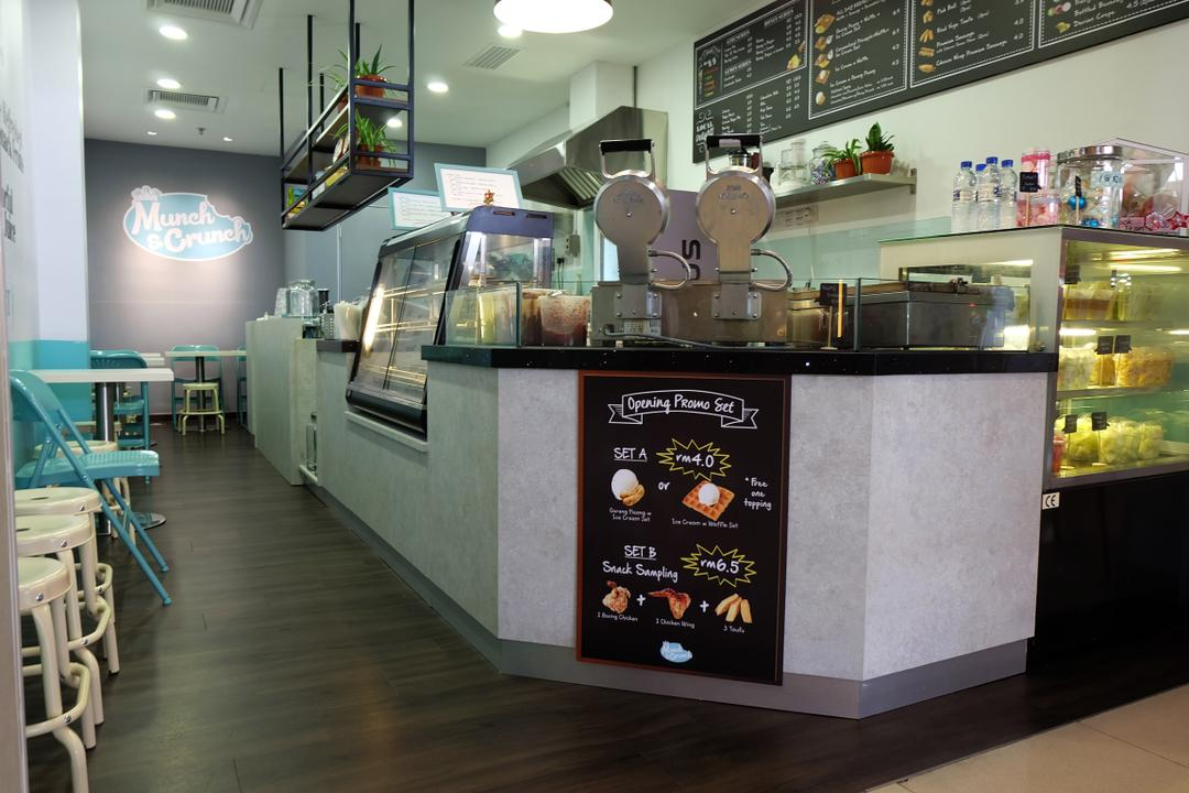 Munch & Crunch, IOI Mall, Spazio Design Sdn Bhd, Transitional, Commercial, Appliance, Electrical Device, Oven, Bakery, Shop
