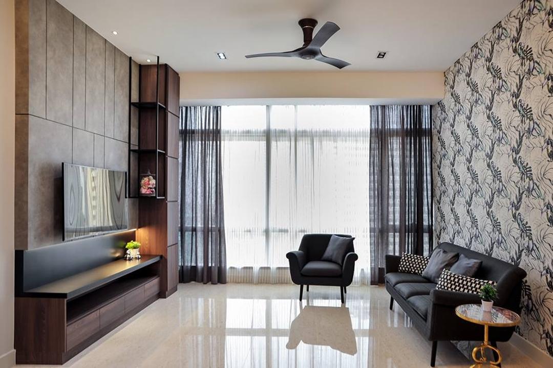 Banyan Tree, Pavilion by Spazio Design Sdn Bhd