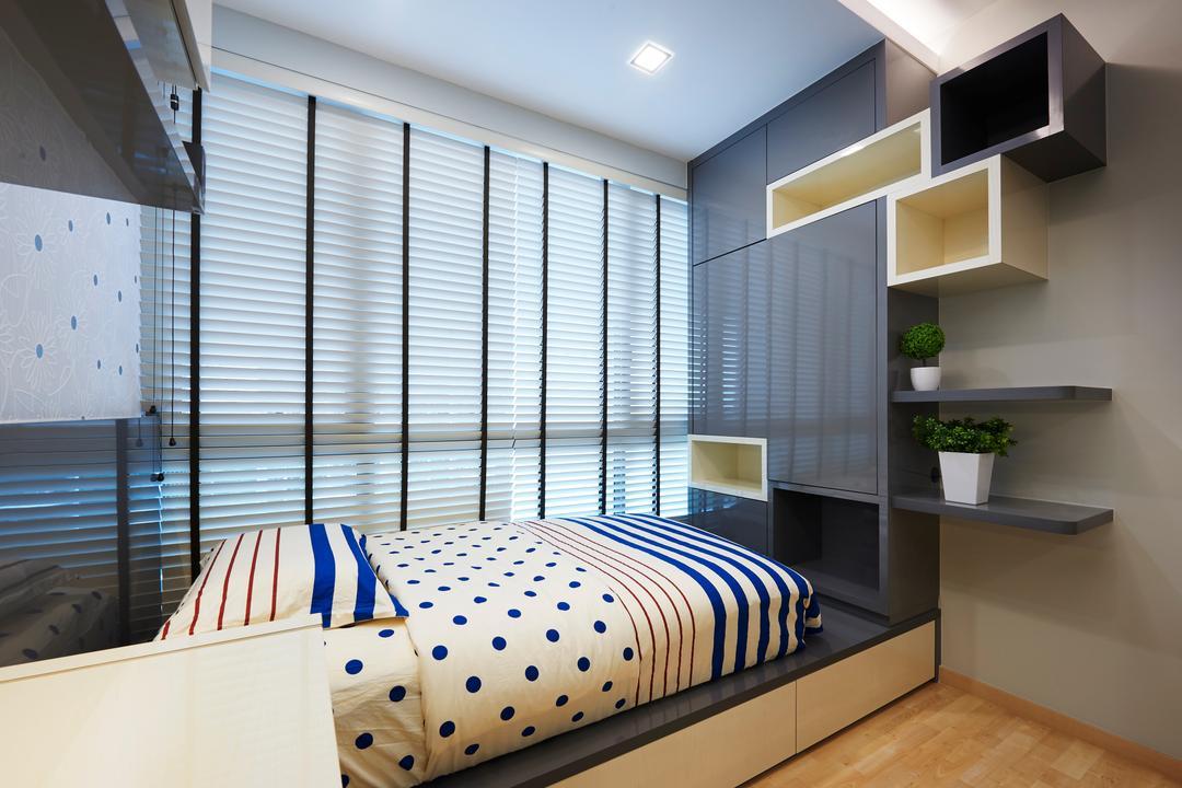Ripple Bay, Willis Design, Contemporary, Bedroom, Condo, Oars