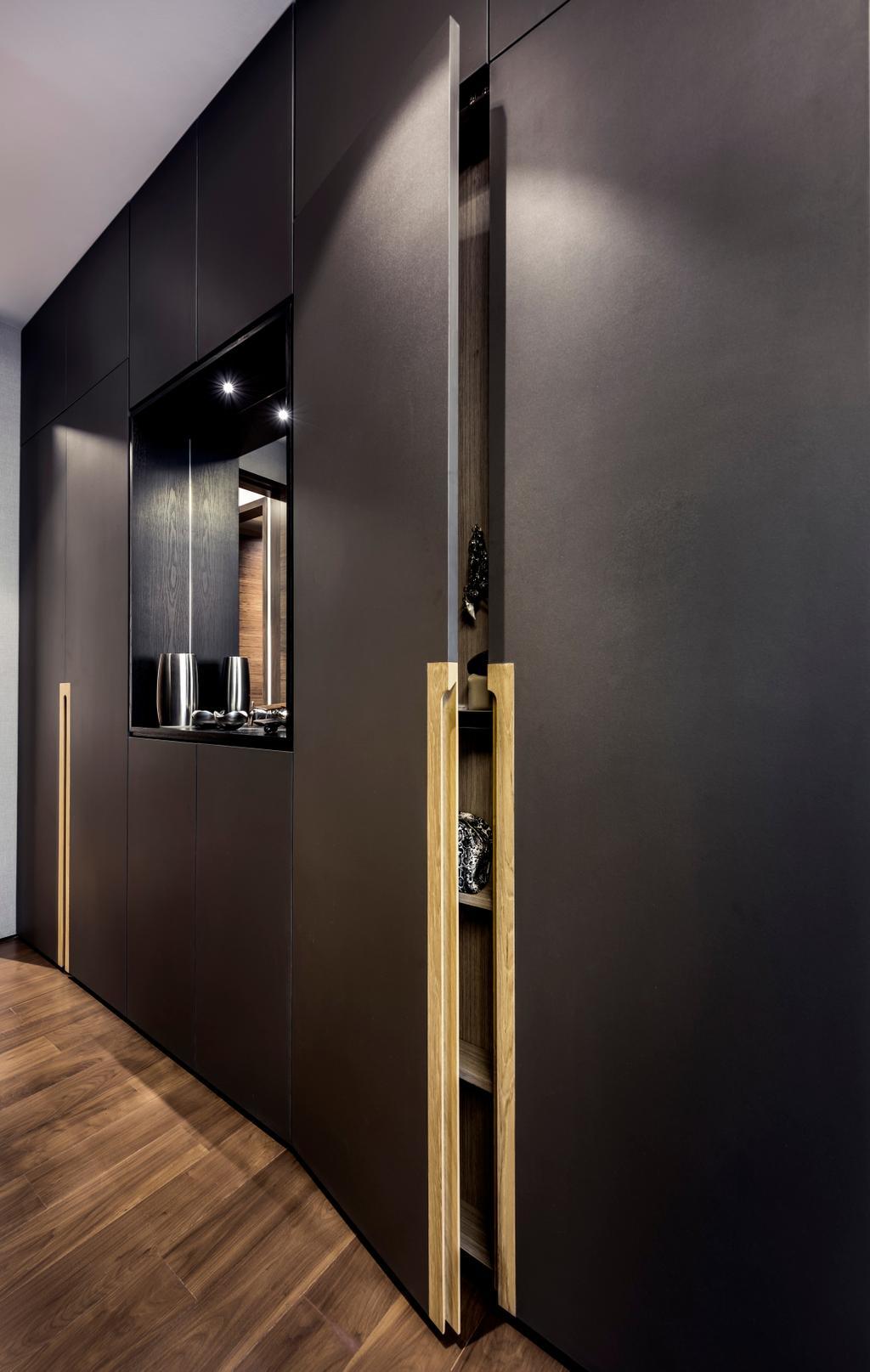 Contemporary, Condo, Bedroom, Lloyd Road, Interior Designer, akiHAUS
