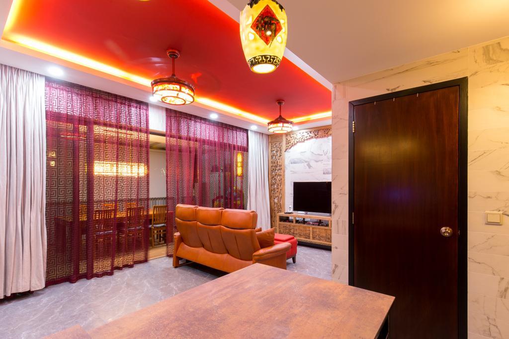 Traditional, Condo, Living Room, The Topiary, Interior Designer, Charlotte's Carpentry, Couch, Furniture, Indoors, Interior Design