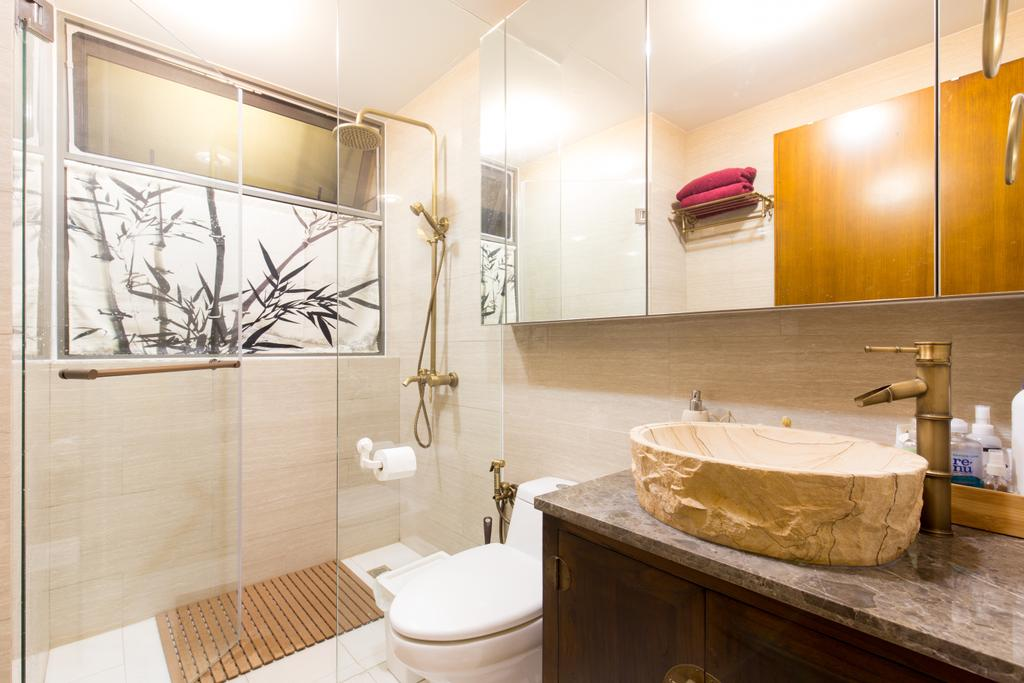 Traditional, Condo, Bathroom, The Topiary, Interior Designer, Charlotte's Carpentry, Indoors, Interior Design, Room