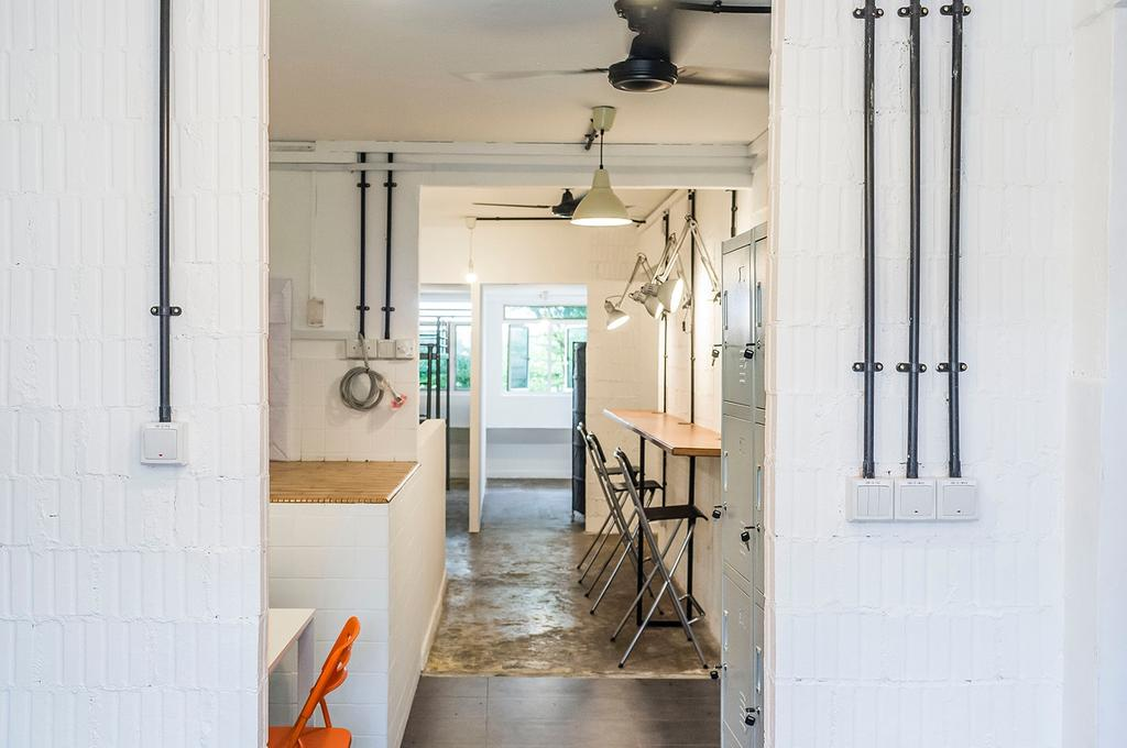 Shophouse - Office + Residence, Commercial, Architect, OWMF Architecture, Industrial, Carrot, Flora, Food, Plant, Produce, Vegetable