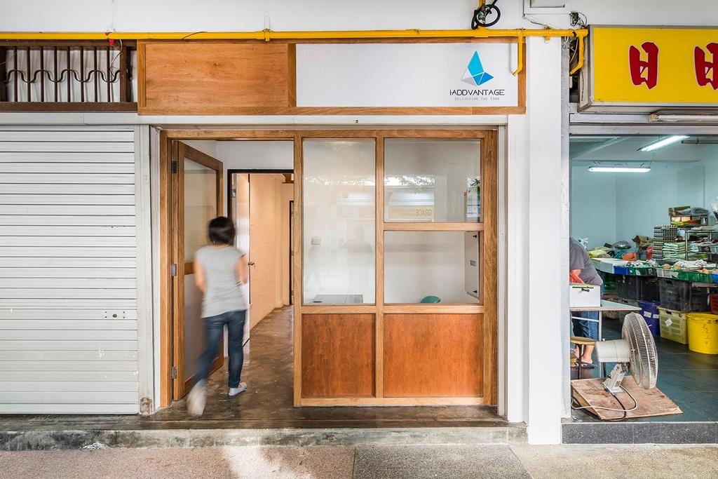 Shophouse - Office + Residence, Commercial, Architect, OWMF Architecture, Industrial, Human, People, Person
