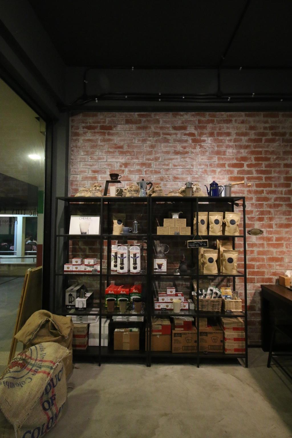 The Tiny Roaster, Commercial, Interior Designer, ChanInteriors, Industrial