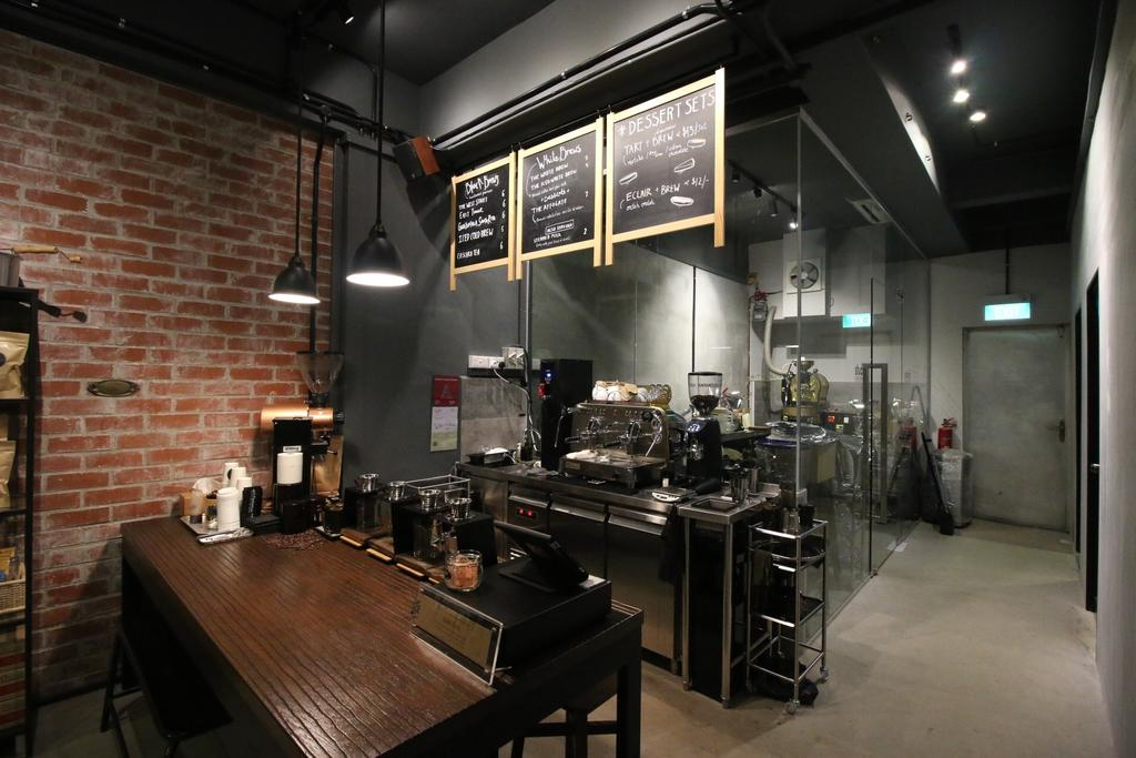 The Tiny Roaster, Commercial, Interior Designer, ChanInteriors, Industrial, Appliance, Electrical Device, Oven, Restaurant, Lighting