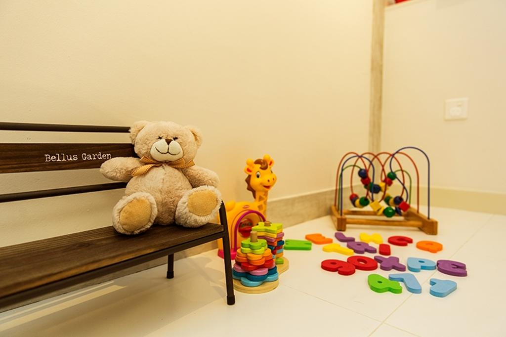 Scandinavian, HDB, Living Room, Yishun Street 31 (Block 336A), Interior Designer, Thom Signature Design, Kids Room, Playroom, Play Room, Childrens Room, Toys