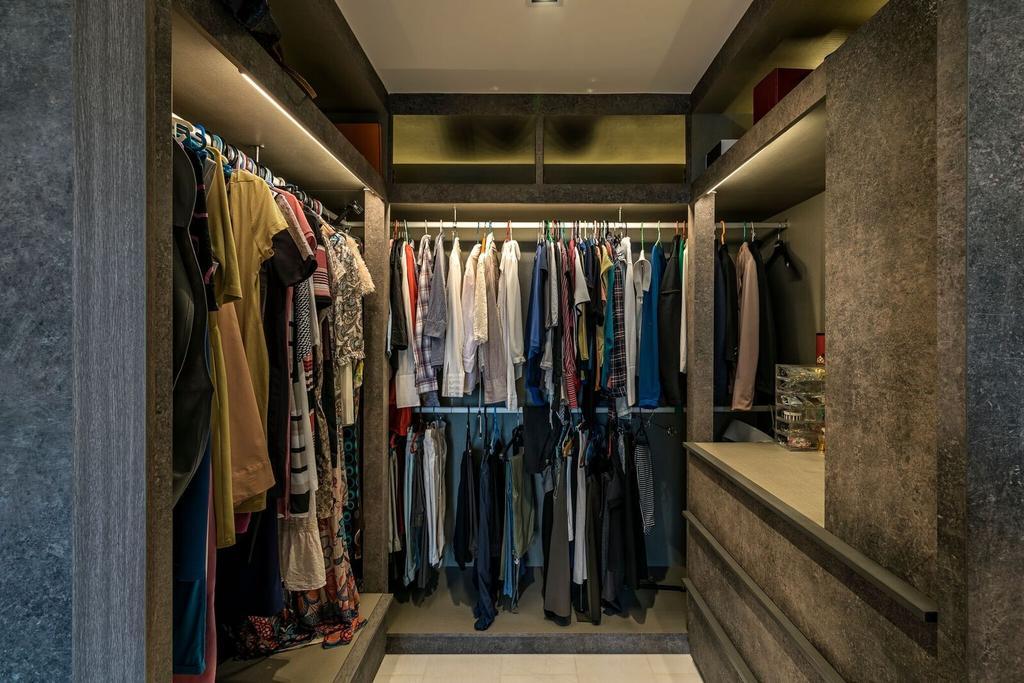 Modern, HDB, Bedroom, Toa Payoh Lorong 1, Interior Designer, Starry Homestead, Apparel, Clothing