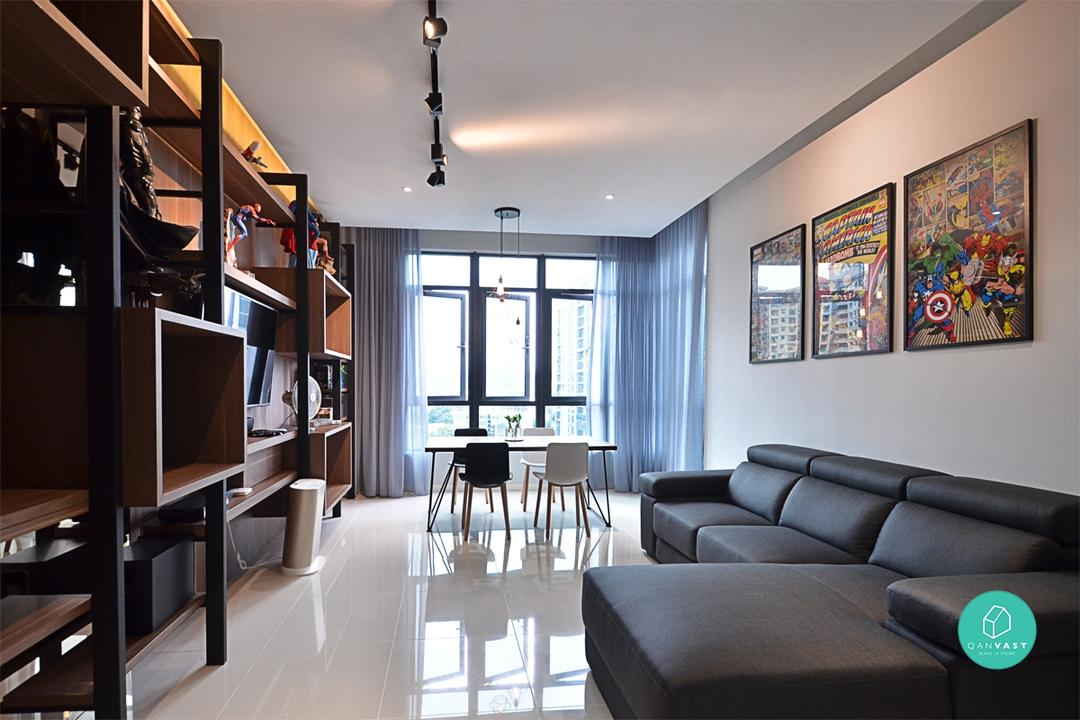 10 Surprisingly Spacious Condos Less Than 100 Sqm 37