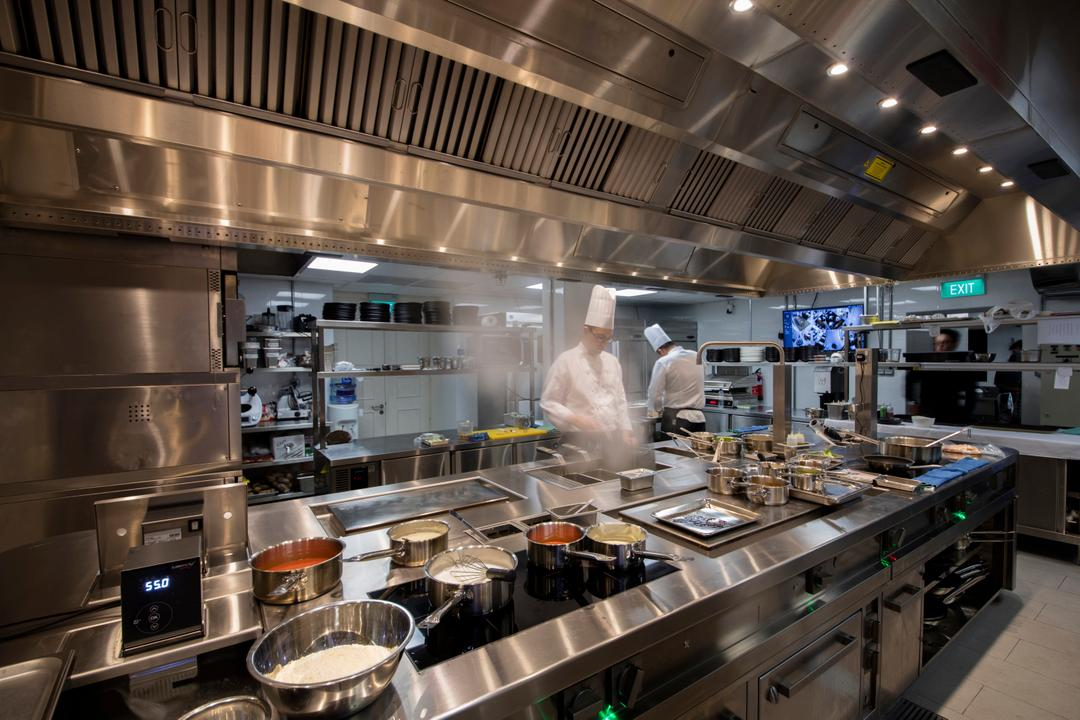 FOOD, Hue Concept Interior Design, Contemporary, Commercial, Appliance, Electrical Device, Oven, Culinary, Food, Building, Factory