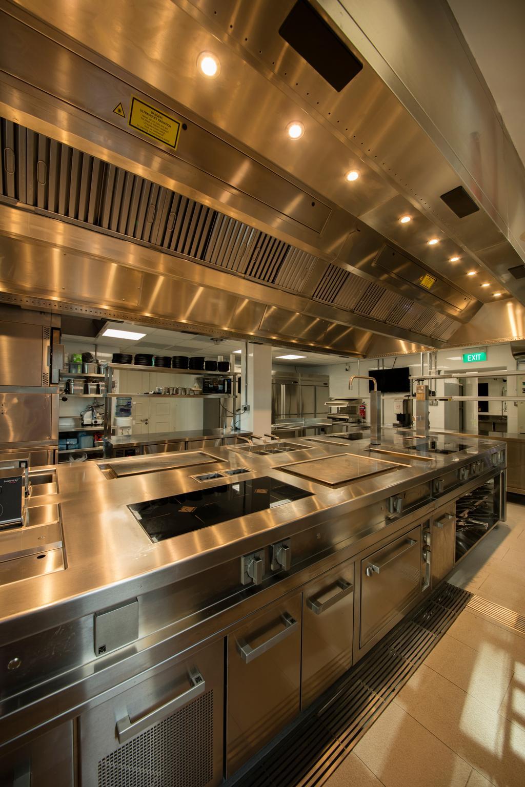 FOOD, Commercial, Interior Designer, Hue Concept Interior Design, Contemporary, Building, Factory