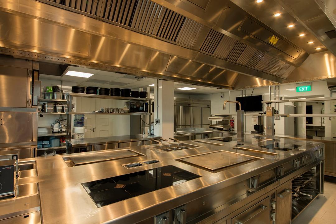 FOOD, Hue Concept Interior Design, Contemporary, Commercial, Building, Factory