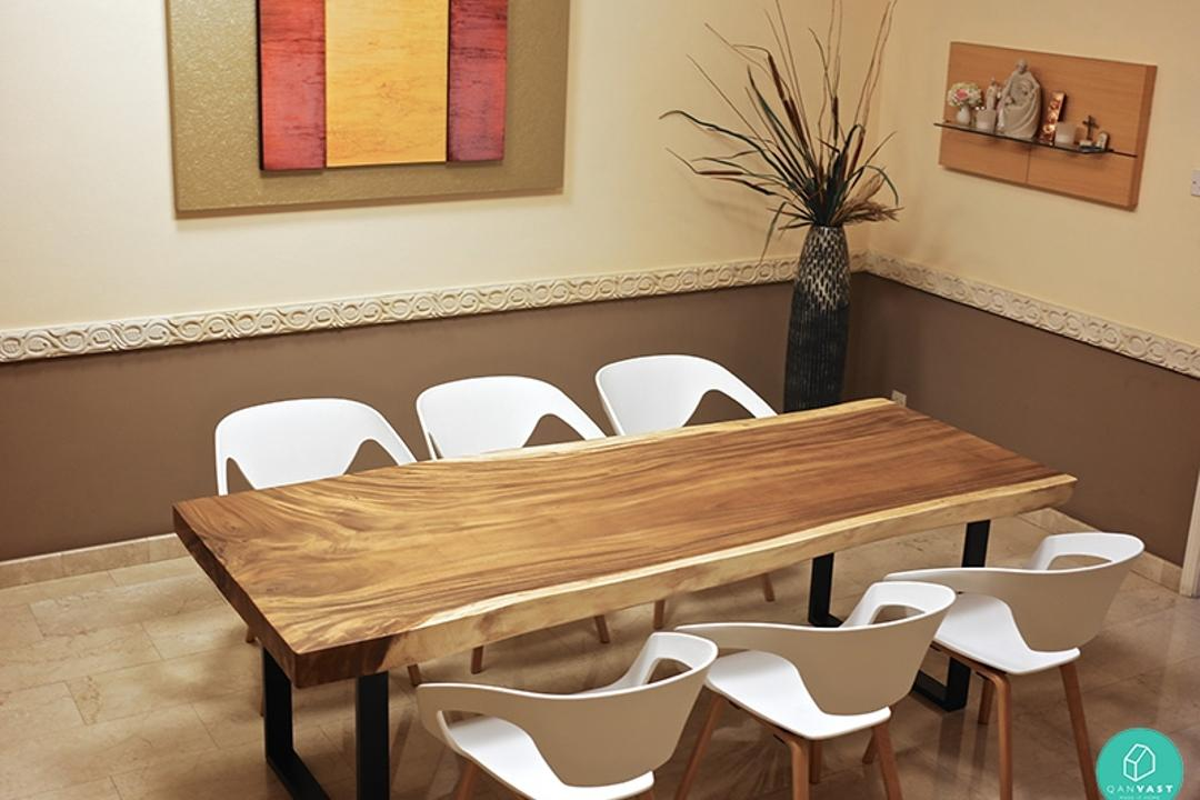 Dine In Style With A Wooden Dining Table 2