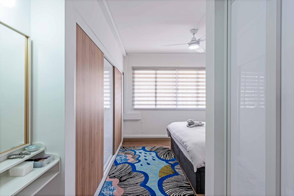 Minimalistic, HDB, Bedroom, Bishan Street 22 (Block 250), Interior Designer, DB Studio, Sink
