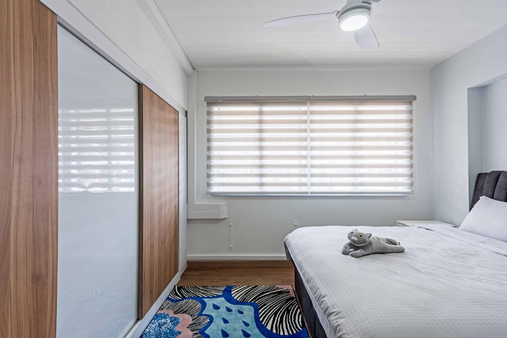 Minimalistic, HDB, Bedroom, Bishan Street 22 (Block 250), Interior Designer, DB Studio, Indoors, Interior Design, Room