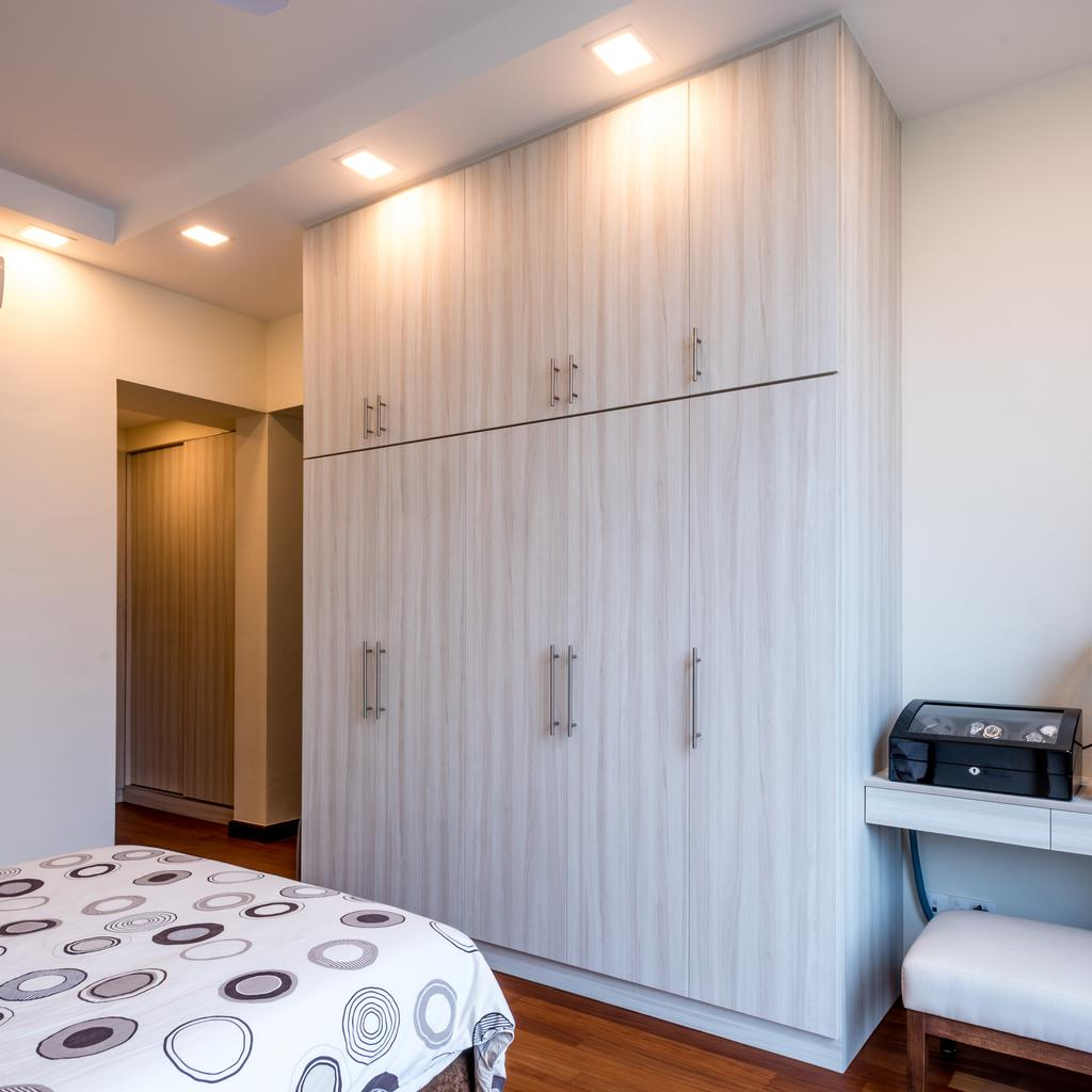 Modern, Condo, Bedroom, Thomson 808, Interior Designer, DB Studio