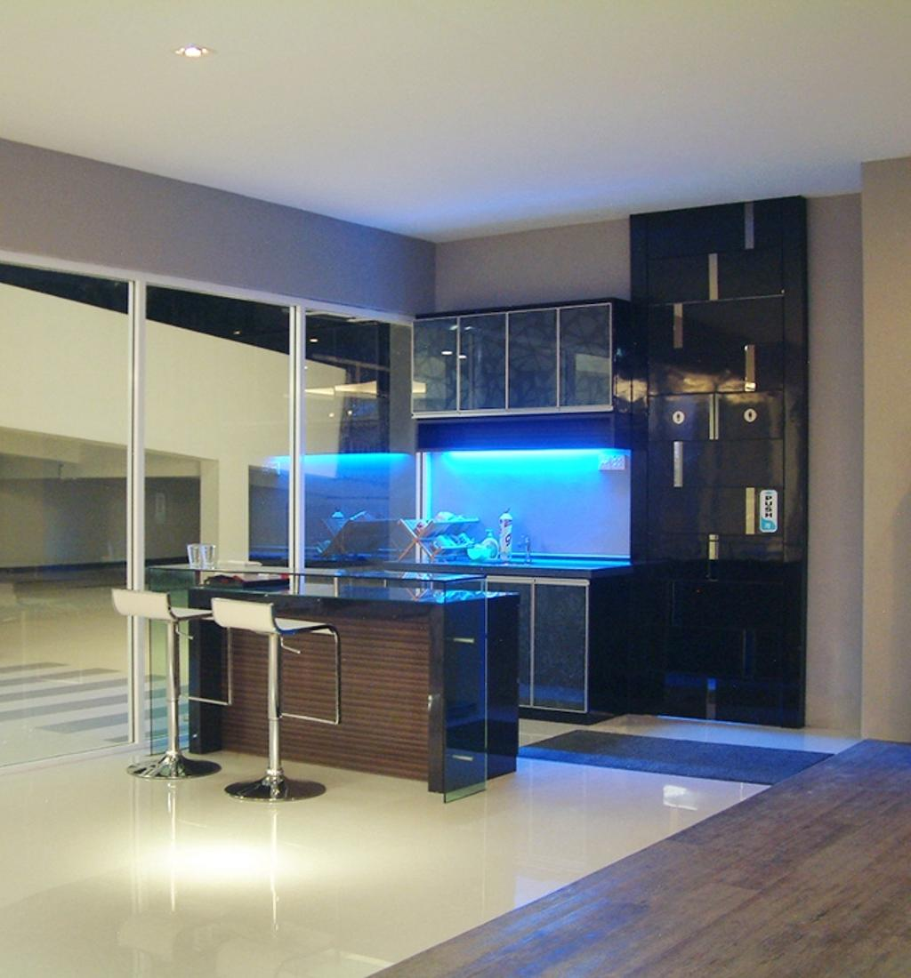 Zenith Residences Sales Gallery, Commercial, Interior Designer, The Arch, Traditional