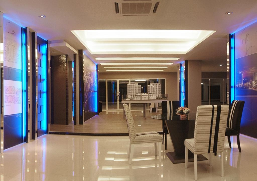 Zenith Residences Sales Gallery, Commercial, Interior Designer, The Arch, Traditional, Chair, Furniture, Couch, Indoors, Interior Design