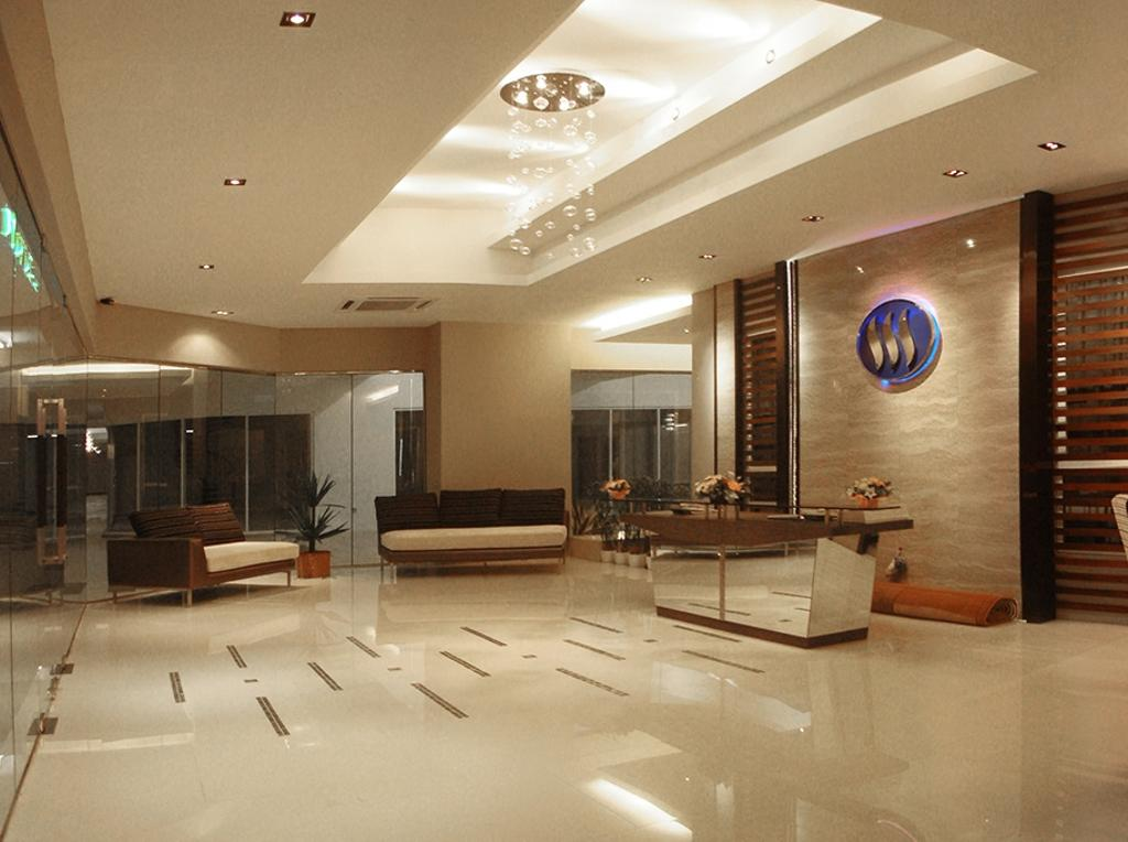 Zenith Residences Sales Gallery, Commercial, Interior Designer, The Arch, Traditional, Bench