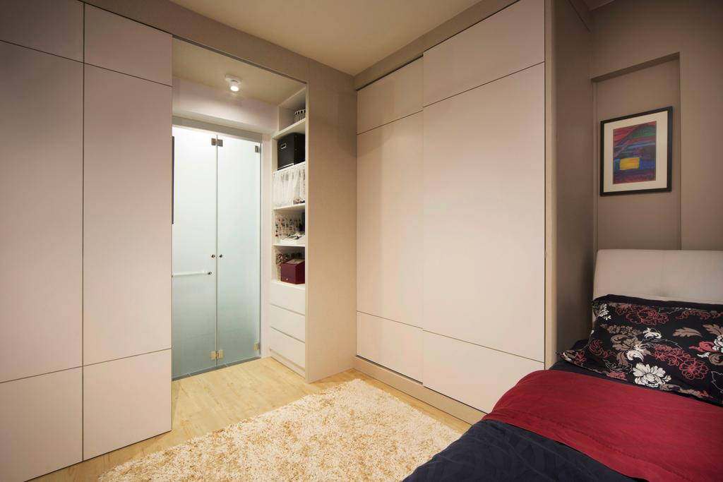 Modern, HDB, Bedroom, Sims Drive, Interior Designer, Boon Siew D'sign, Traditional, Carpet, Home Decor, Building, Housing, Indoors