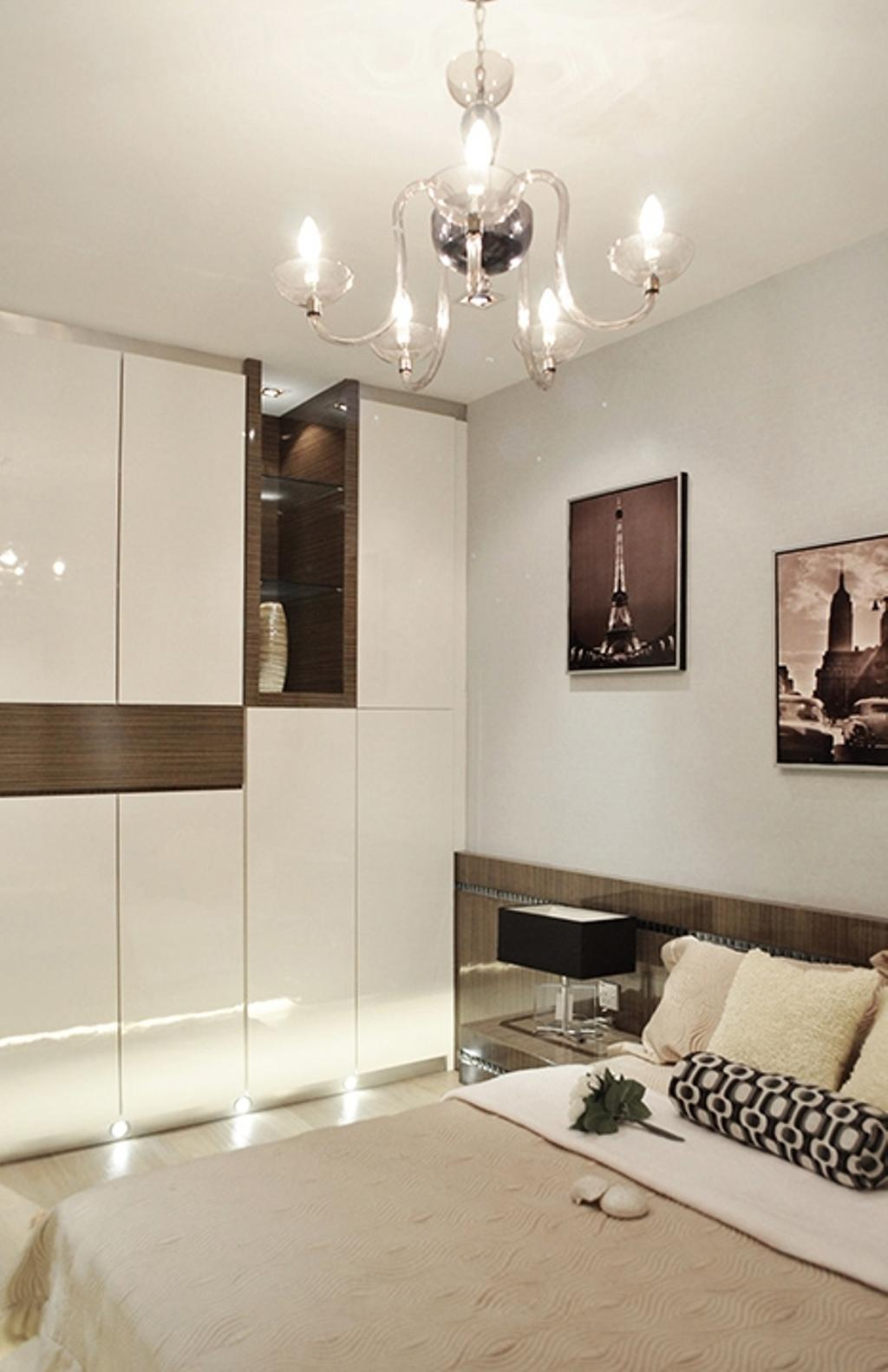 Modern, Condo, Bedroom, Zenith Residences, Interior Designer, The Arch