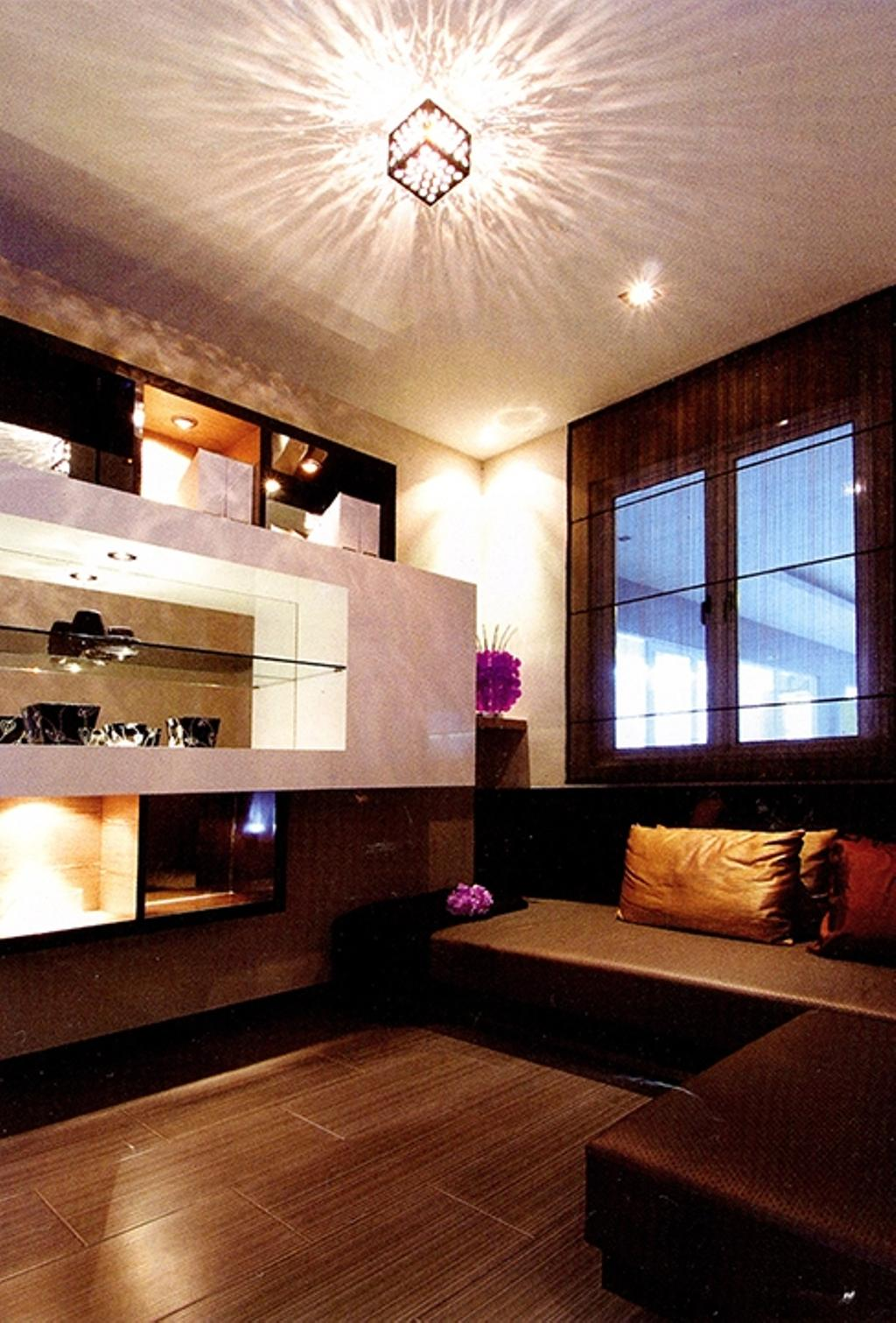 Modern, Condo, Study, Zenith Residences, Interior Designer, The Arch, Apartment, Building, Housing, Indoors, Loft