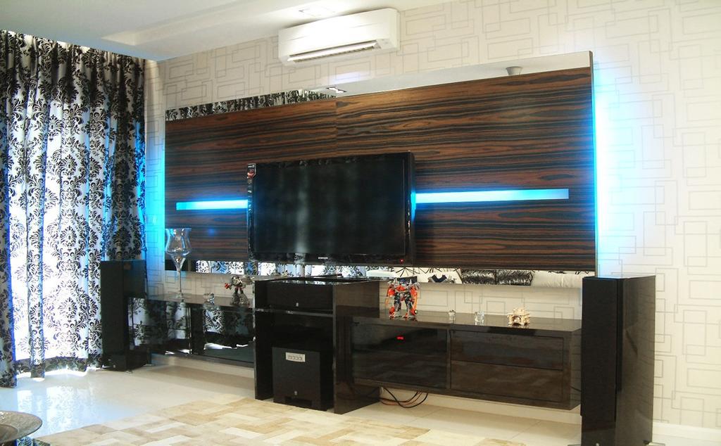 Traditional, Landed, Living Room, Amelia, Desa Parkcity, Interior Designer, The Arch