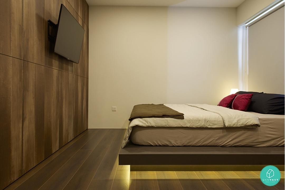 Dyel-Design-Anchorvale-Cresent-Bedroom-Floating-Bed