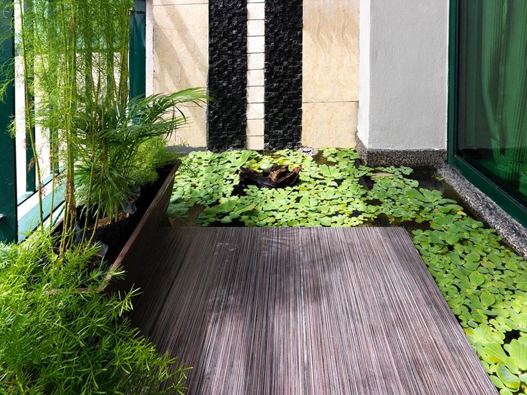 Modern, Condo, Changkat View Condominium, Interior Designer, The Arch, Flora, Herbs, Jar, Plant, Planter, Potted Plant, Pottery, Vase