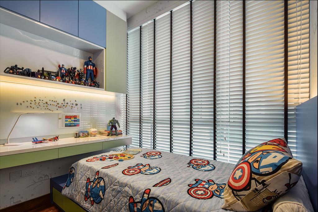 Modern, Condo, Bedroom, Sennett Residence, Interior Designer, Zenith Arc