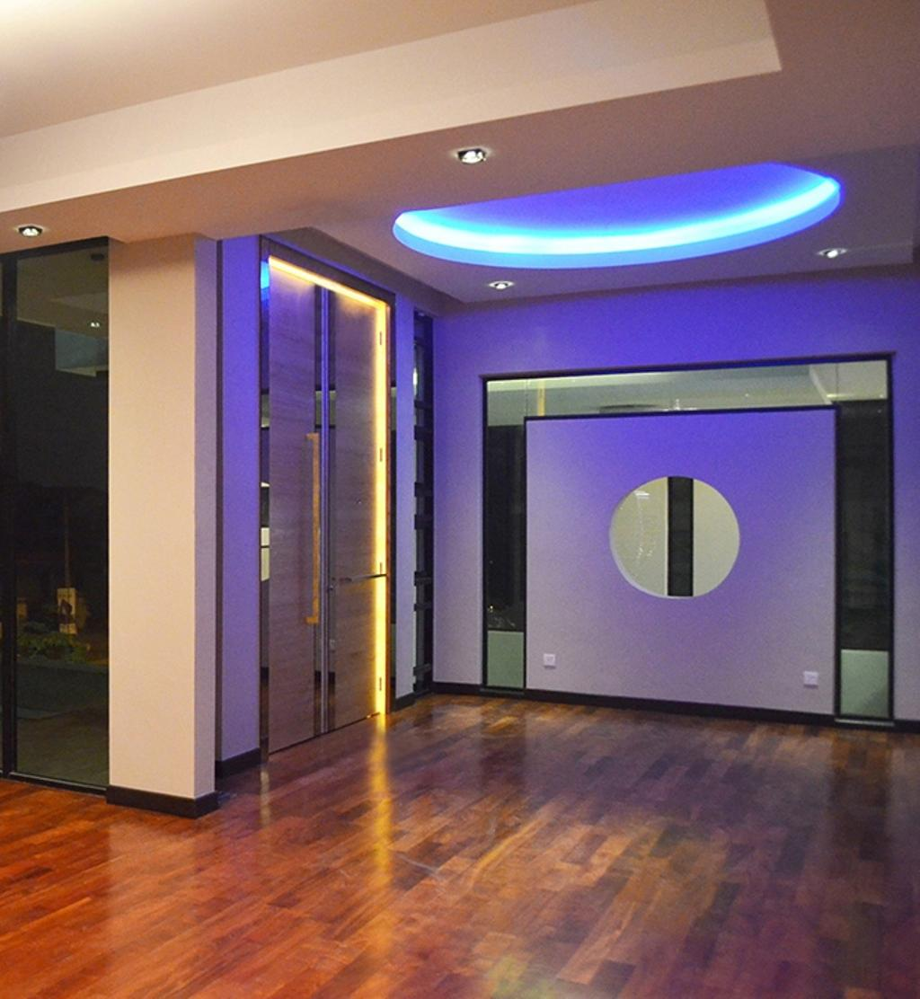 Modern, Landed, SS1, Interior Designer, The Arch, Appliance, Electrical Device, Oven, Flooring