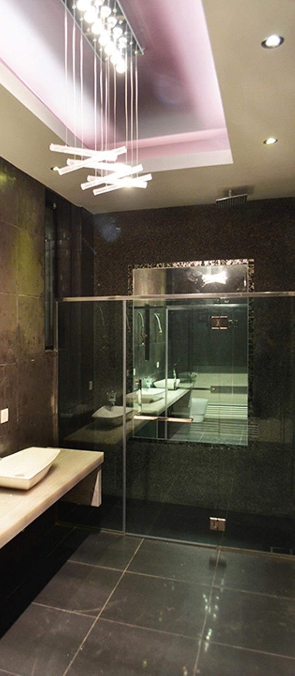 Modern, Landed, Bathroom, SS1, Interior Designer, The Arch