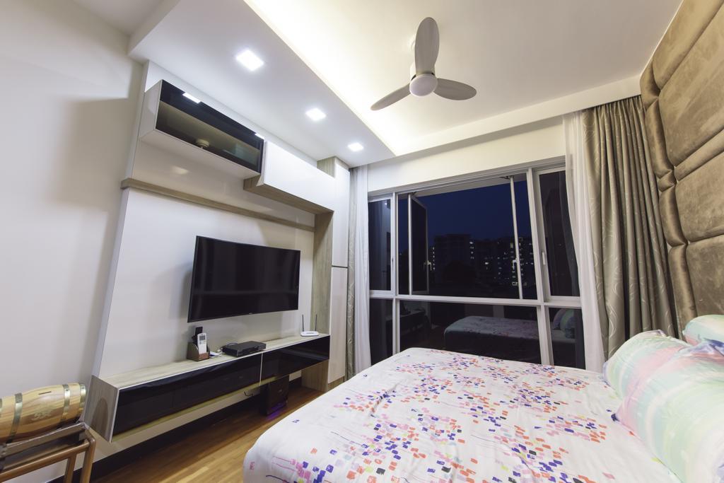 Modern, Condo, Bedroom, Euhabitat, Interior Designer, The Wooden Platform