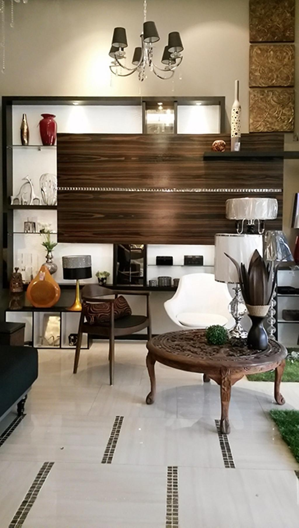 The Arch Showroom, Commercial, Interior Designer, The Arch, Contemporary, Flora, Jar, Plant, Potted Plant, Pottery, Vase, Furniture, Dining Table, Table, Dining Room, Indoors, Interior Design, Room, Apartment, Building, Housing, Loft