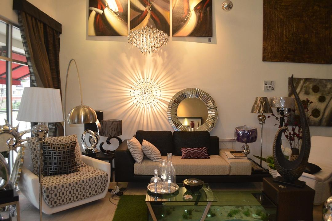 The Arch Showroom