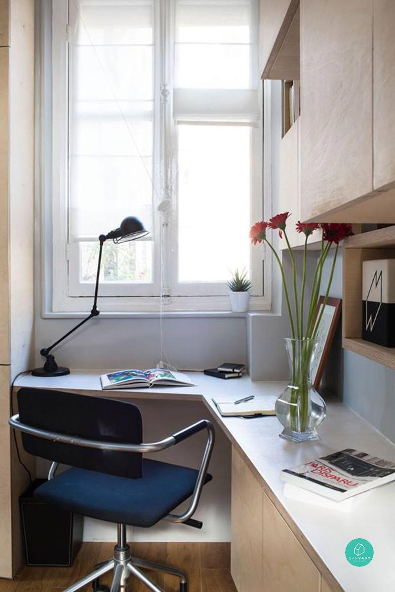 Like A Boss: How To Set Up An Efficient Home Office