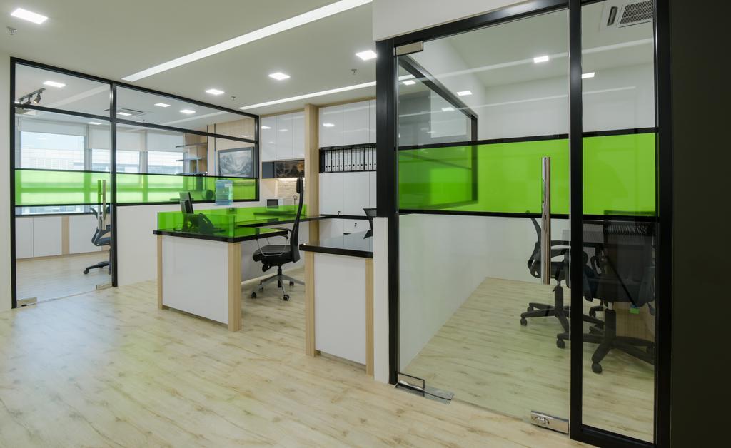 8TRIUM, Commercial, Interior Designer, Posh Living Interior Design, Contemporary, Indoors, Office
