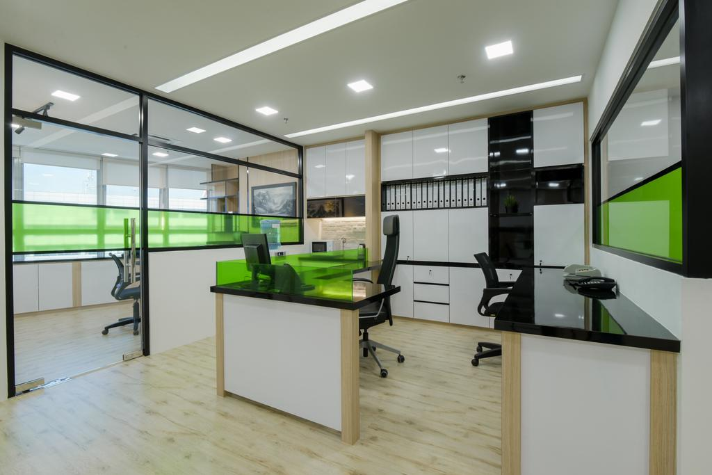 8TRIUM, Commercial, Interior Designer, Posh Living Interior Design, Contemporary, Lighting, HDB, Building, Housing, Indoors, Loft, Interior Design