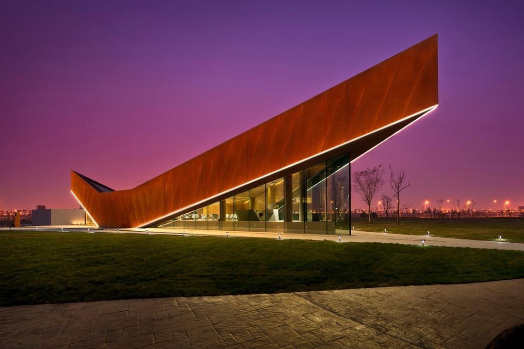 Vanke Triple V Gallery, Ministry of Design, Commercial, Building, Office Building