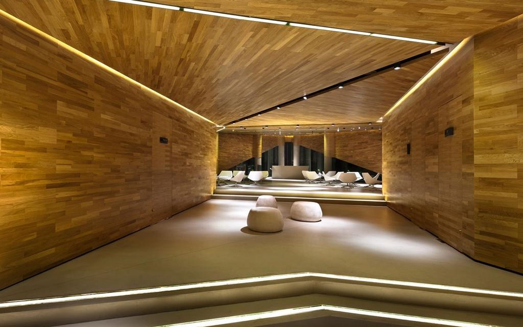 Vanke Triple V Gallery, Commercial, Architect, Ministry of Design