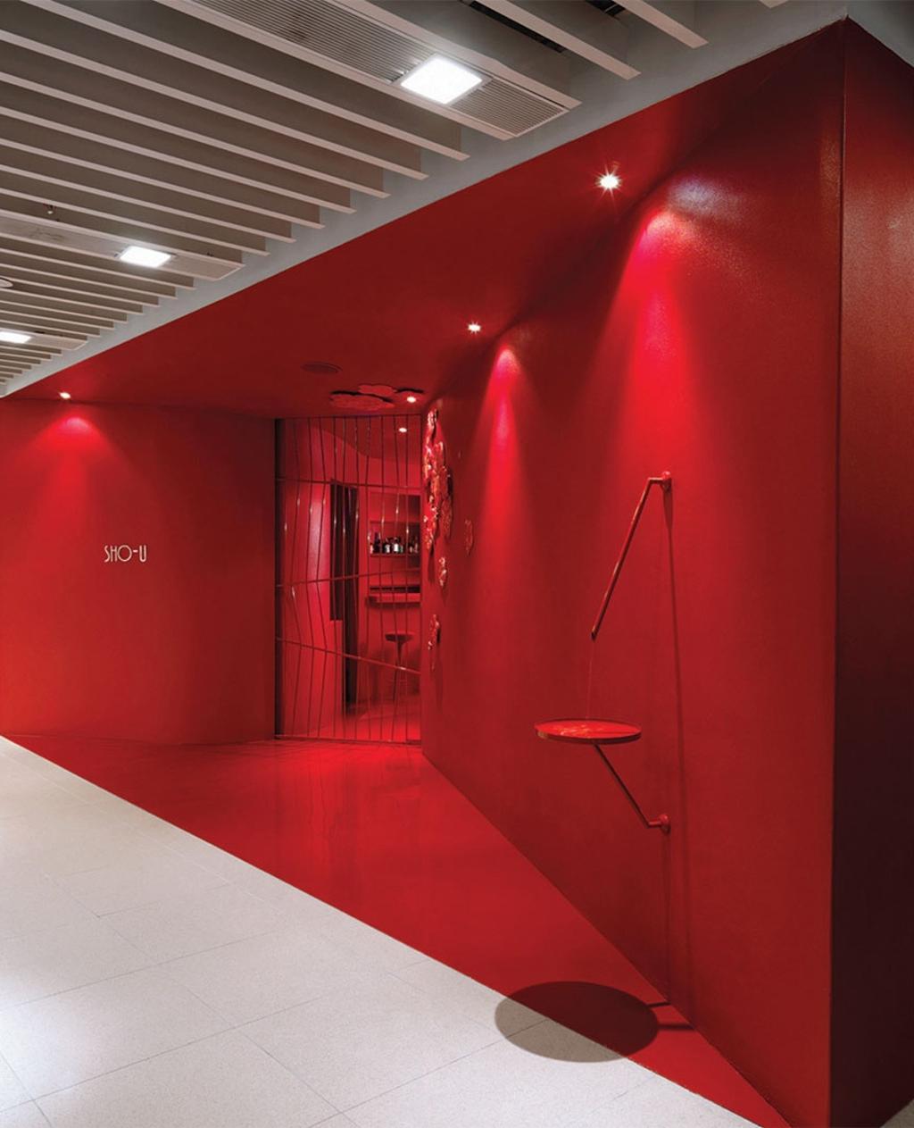 Sho-U Restaurant, Commercial, Architect, Ministry of Design, Transitional, Corridor