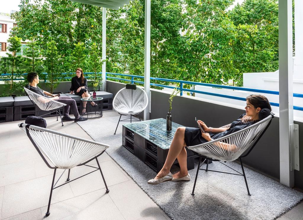 Coo Boutique Hotel & Sociatel, Commercial, Architect, Ministry of Design, Eclectic, Human, People, Person, Chair, Furniture, Hammock, Sitting
