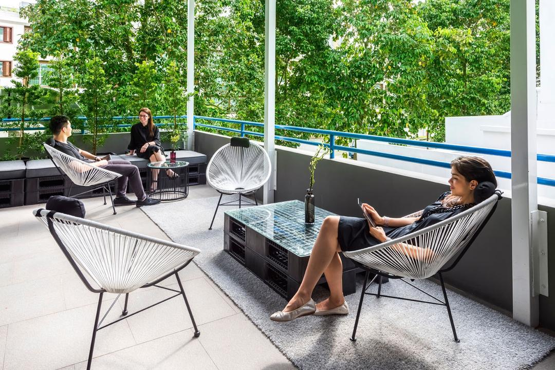 Coo Boutique Hotel & Sociatel, Ministry of Design, Eclectic, Commercial, Human, People, Person, Chair, Furniture, Hammock, Sitting