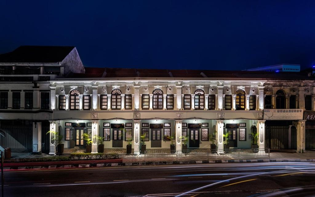 Eclectic, Landed, Loke Thye Kee Residences, Architect, Ministry of Design