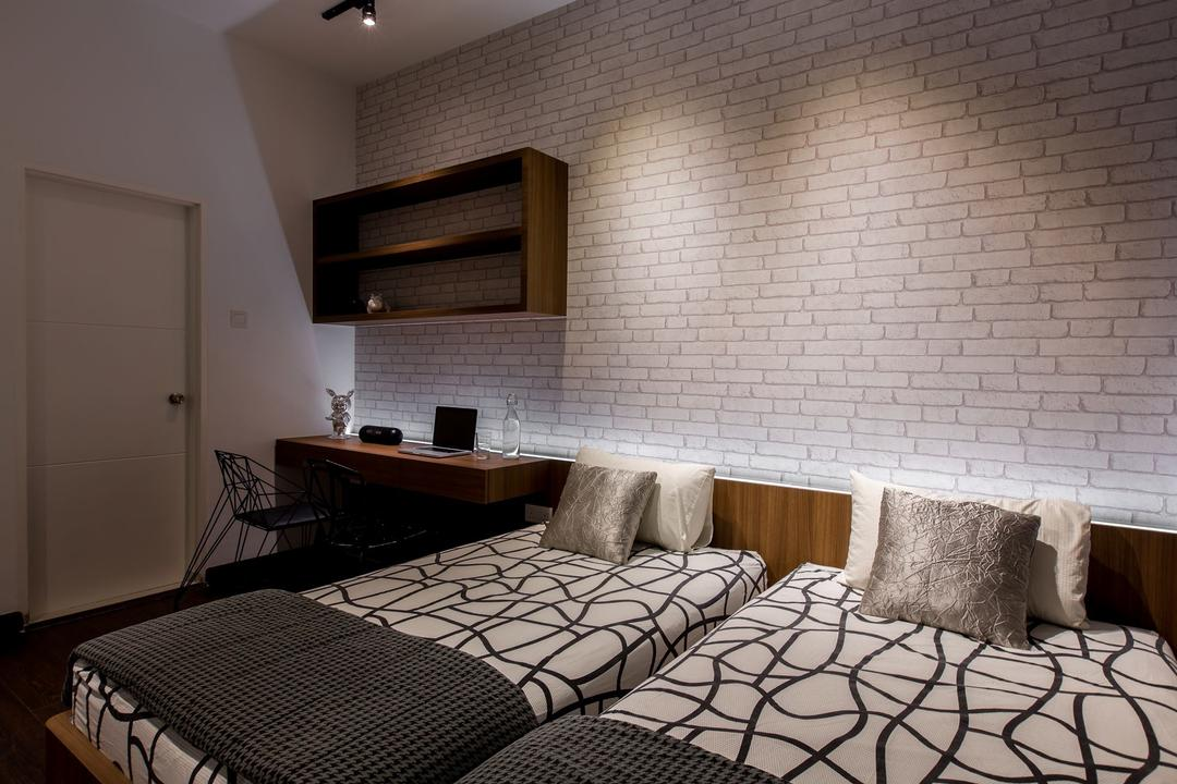 Tanjung Bungah, Penang, Nevermore Group, Bedroom, Landed, Indoors, Interior Design, Room, Chair, Furniture, Cushion, Home Decor
