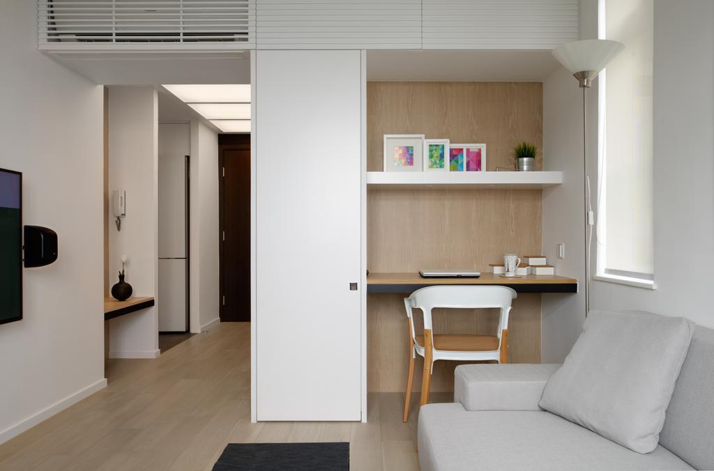 簡約, 私家樓, 客廳, CFFY, 室內設計師, in Him's Interior Design, 北歐