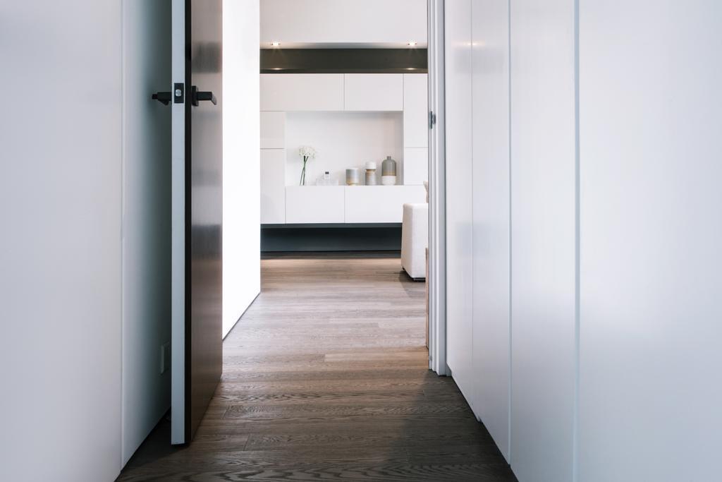 簡約, 私家樓, 客廳, 玖瓏山, 室內設計師, in Him's Interior Design, 北歐, Floor