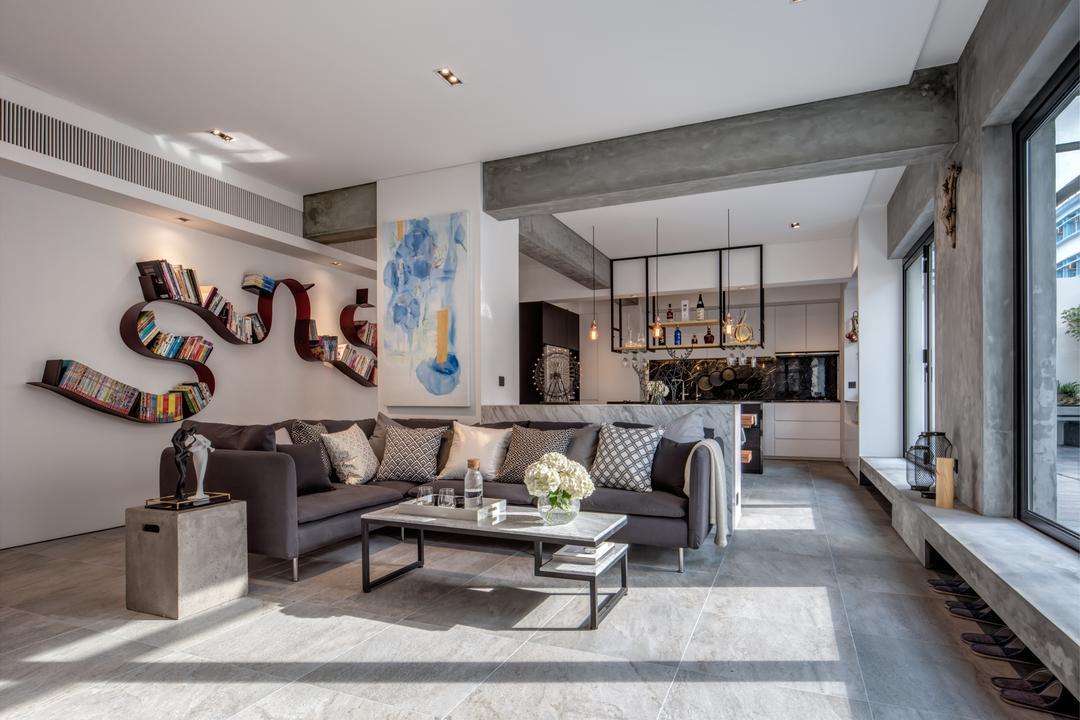 Fook Sun Villa by in Him's Interior Design