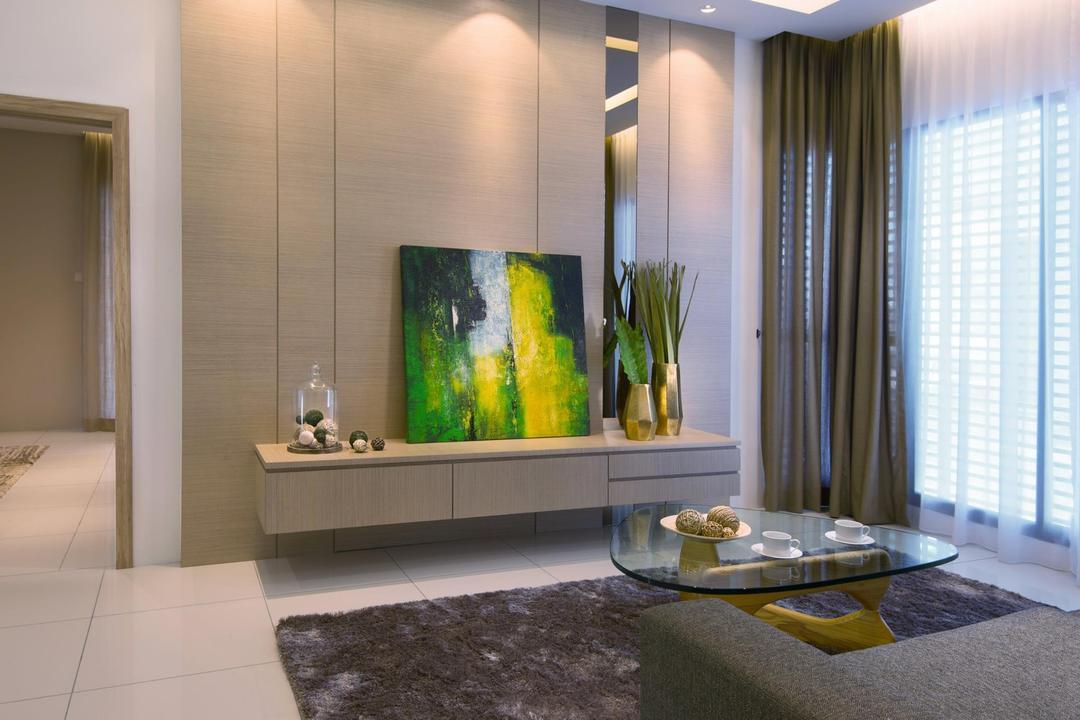 Batu Maung, Penang, Nevermore Group, Landed, Indoors, Interior Design, Art, Painting, Tile